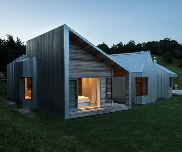 New Zealand Cabin style home