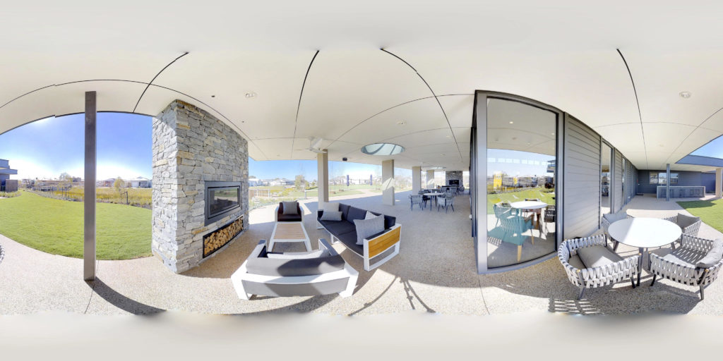360 Camera Virtual studio image for Virtual Selling Your Property
