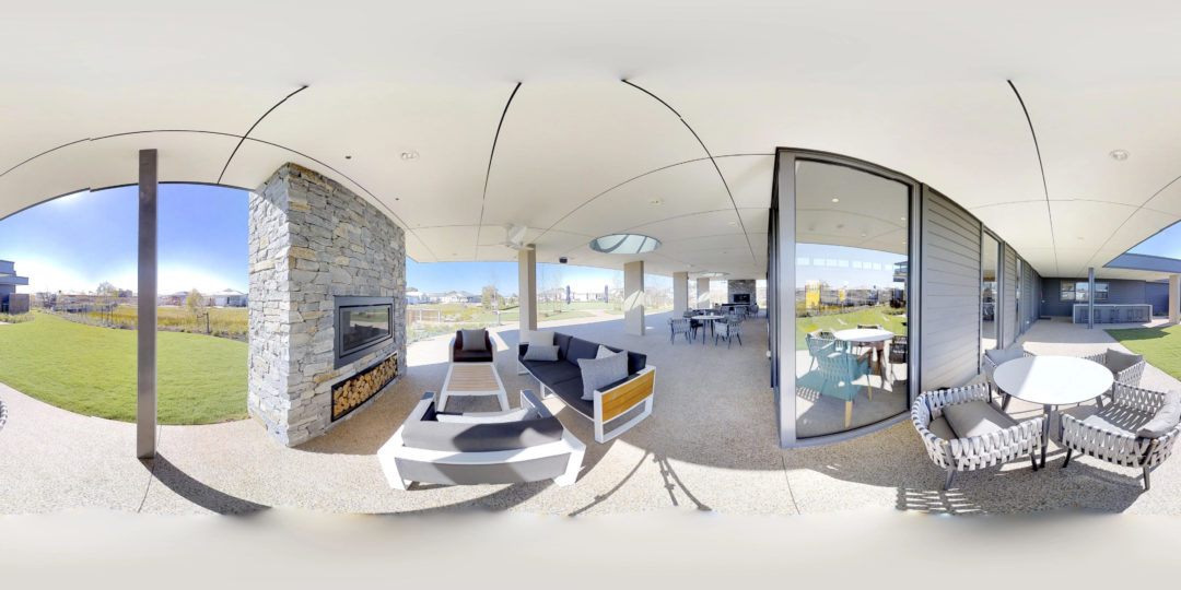 360 Camera View for selling your home