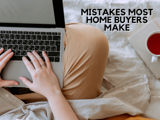 7 common mistakes when buying your first home