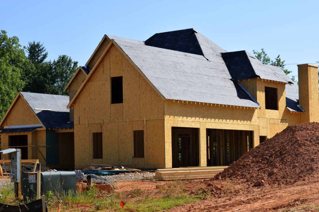 Homebuilder Grant for building your first home