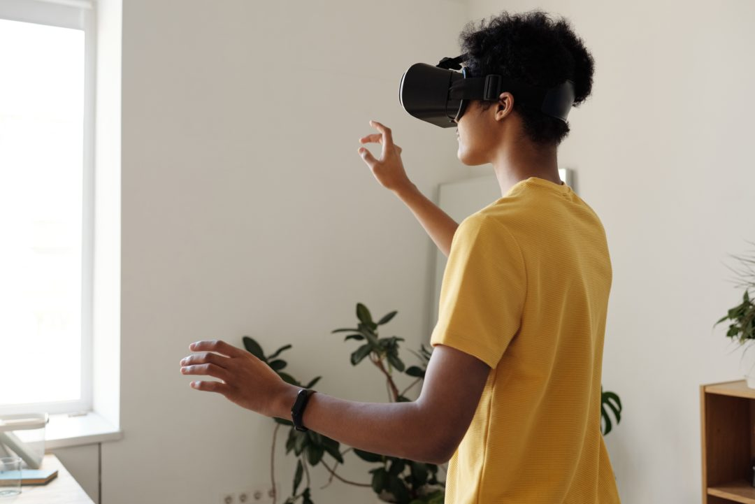 Virtual reality for selling your house